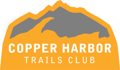 Copper Harbor Trails Club logo